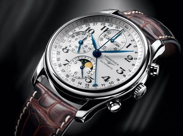 5 причин подарить мужчине швейцарские часы