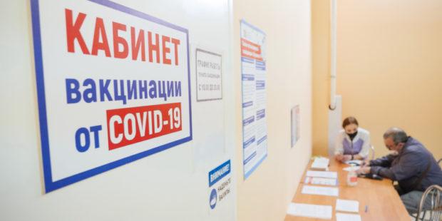 Полный курс вакцинации от коронавируса в Ивановской области прошли почти 60 000 жителей
