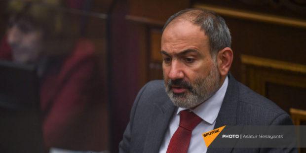 Посредники потребовали от Армении отказаться от промежуточного статуса Карабаха - Пашинян