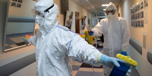 Смерть 38-летнего мужчины от коронавируса стала 1108-й в Ивановской области