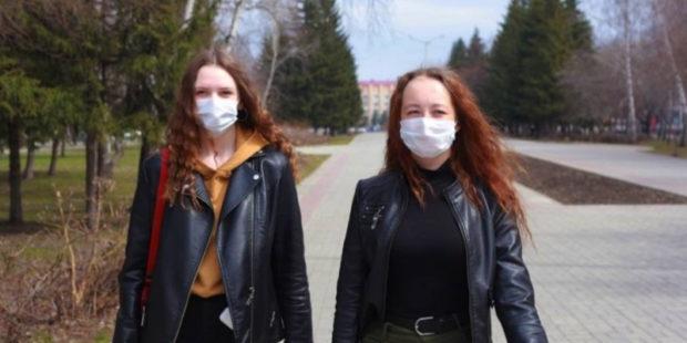 Статистика COVID по Алтайскому краю на 2 апреля: заболели 94, умерло 8