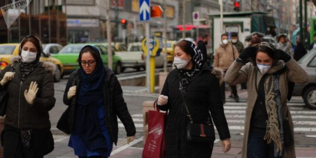 В Иране создали спрей против коронавируса для одежды