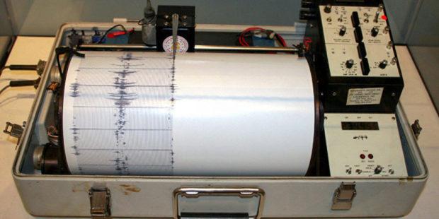 Землетрясение магнитудой 4,1 произошло на Камчатке