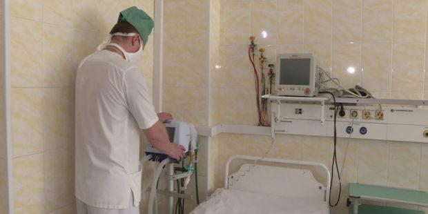 В Ивановской области от COVID-19 скончался 61-летний мужчина