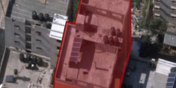 """ЦАХАЛ разбомбил """"сердце"""" ХАМАСа: разрушение штаба разведки попало на видео"""
