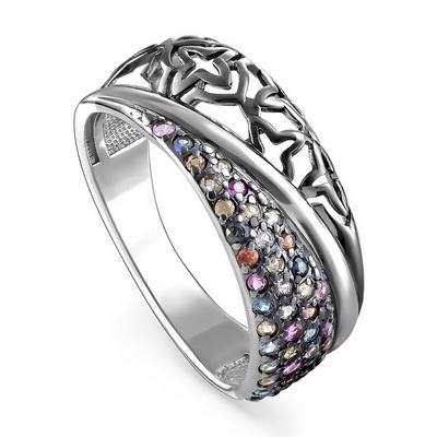 Купить кольцо из серебра от популярных ювелирных брендов