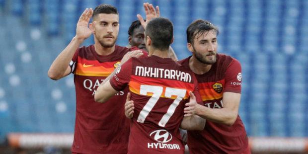 10+10 - Генрих Мхитарян забил десятый гол в итальянской серии А