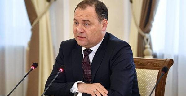 Белорусский премьер рассказал, как Минск собирается пережить санкции Запада