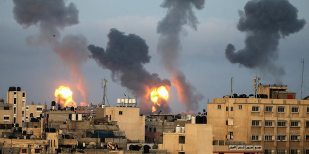 Раскрыт план Египта по перемирию между Израилем и Газой
