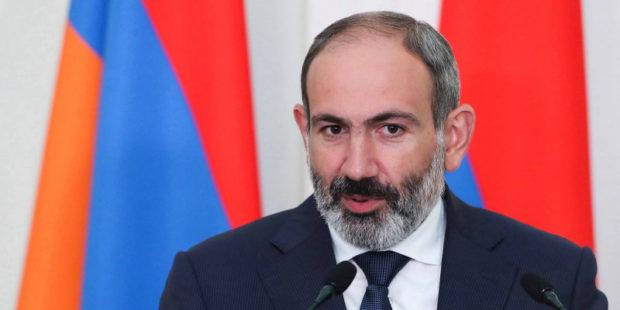Пашиняна не переизбрали премьером Армении