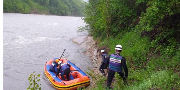 СК рассказал о личностях трех туристов, пропавших на реке в Адыгее