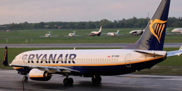 В Белоруссии раскрыли подробности уведомления о минировании самолета Ryanair