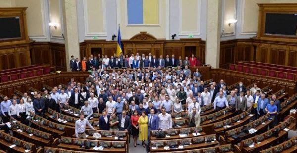 Депутат Рады призвал бороться с героизацией фашистов на Украине