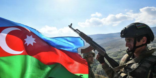 Армия Азербайджана взяла под контроль озеро Севлич