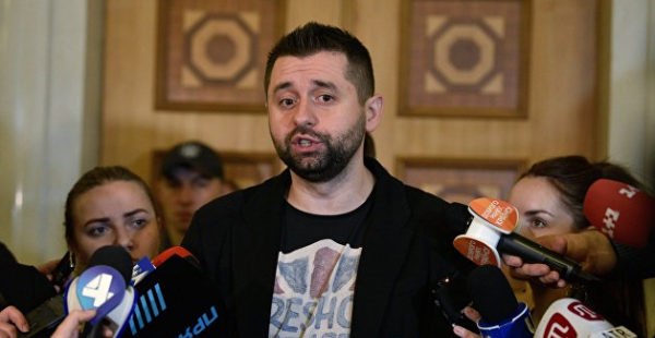 «Менеджерский просчет»: Арахамия спрогнозировал отставку Степанова