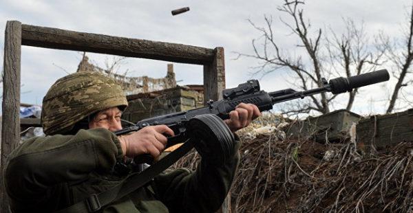 В ЛНР заявили о фактах нарушения Киевом перемирия