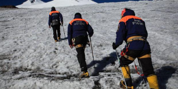 На Эльбрусе обнаружены тела двух пропавших альпинистов
