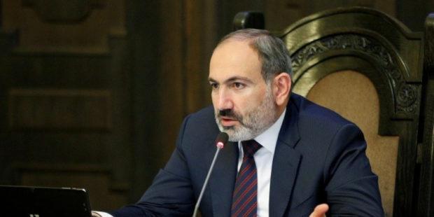 Пашинян испугался, что Азербайджан захватит коридор в Нахичевань