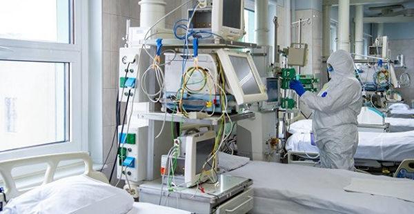 На Украине снижается суточный рост заболевших COVID-19