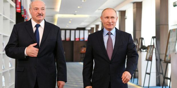 На фоне скандала с самолетом Ryanair Лукашенко собирается поехать к Путину