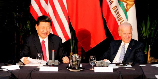 Байден заявил военным, что Китай захватит США через тысячу лет