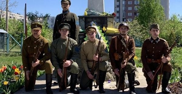 Позиция государства: в Киеве отметили 101-ю годовщину освобождения от большевиков