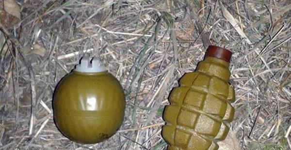 В ЛНР заявили, что обнаружили тайник с оружием и боеприпасами