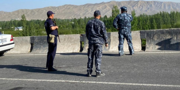 Сделано заявление о границах Киргизии и Таджикистана после боестолкновений