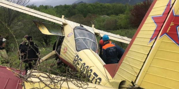 В Северной Осетии у самолета Wilga отказал двигатель во время полета
