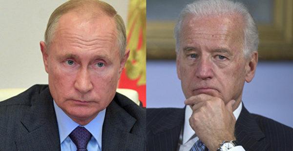 СМИ сообщили, где могут встретиться Путин и Байден