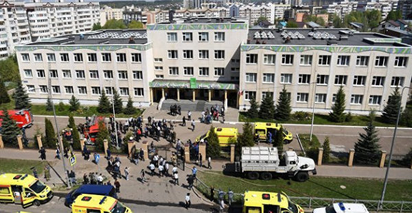 Жилин о массовом убийстве в школе Казани: Это могла быть спланированная операция