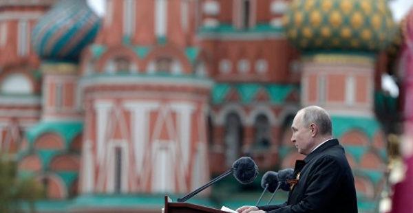 Путин: Нет прощения и оправдания тем, кто вновь готовит агрессию