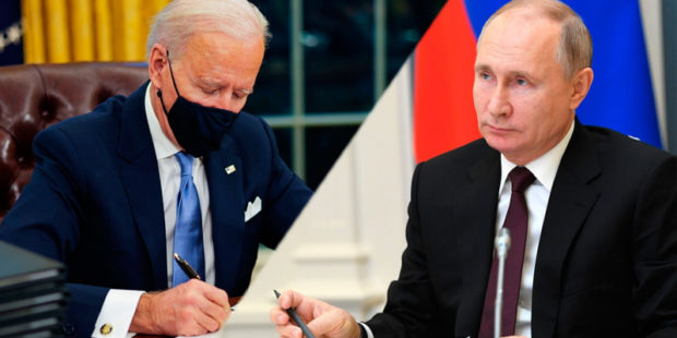 СМИ назвали дату встречи Путина и Байдена