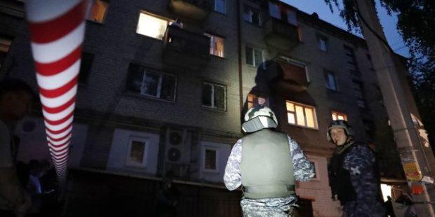 Устроивший стрельбу в Екатеринбурге мужчина 10 лет назад служил в милиции