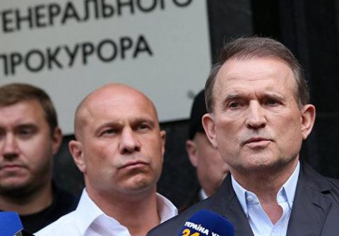 Медведчук заявил о готовности отправиться за решетку