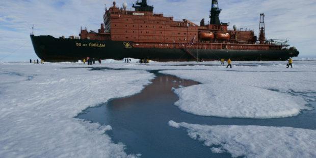 В Японии призвали дать отпор России в Арктике