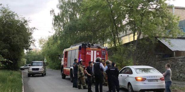 СК: Стрелявший по прохожим в Екатеринбурге мужчина был сильно пьян