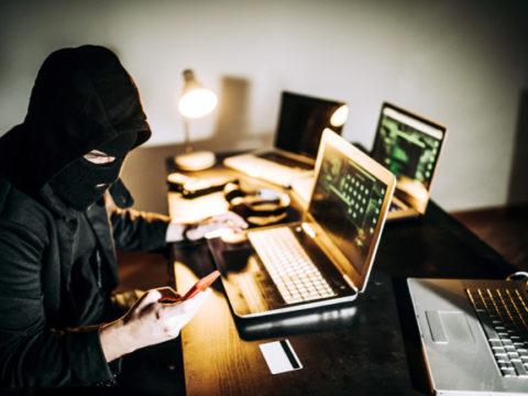 Впервые пойманы телефонные мошенники, изображавшие сотрудников банков