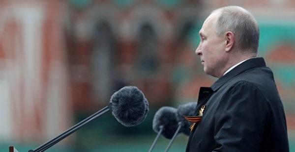Путин: Идеологию нацизма снова хотят поставить на вооружение, видим сборища недобитых карателей