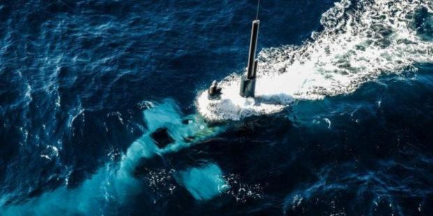 Подлодки США нашли под водой странные движущиеся цели