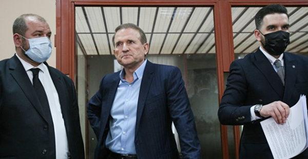 Защита Медведчука подала апелляцию на меру пресечения