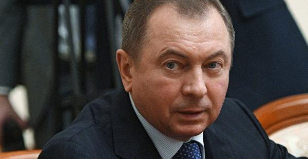 Глава МИД Белоруссии: Мы осуждаем и не приемлем снос памятников и фальсификацию истории