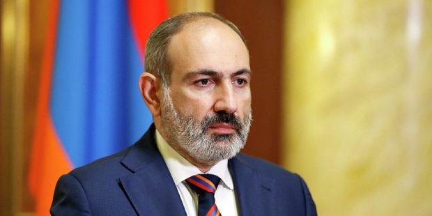 Пашинян обвинил Баку в посягательстве на территорию Армении