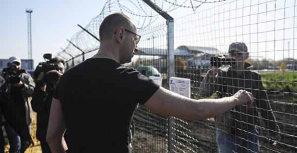 За шесть лет украинская «Стена» на границе с РФ построена лишь наполовину