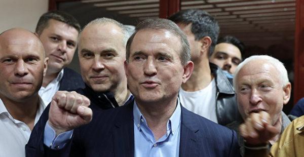 В партии Медведчука ответили на заявления о его вероятном обмене