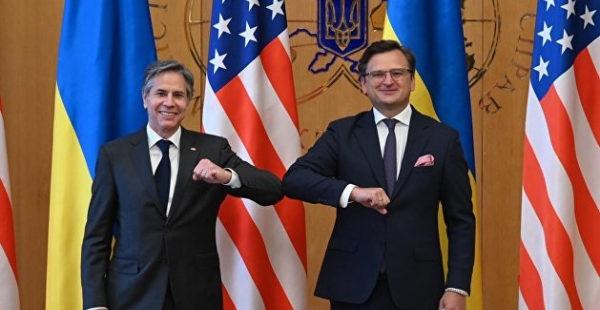 Кулеба после встречи с Блинкеном заявил о союзничестве Украины и США