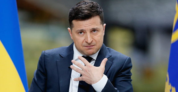 «Зеленский главный в этом хаосе». Эксперт о том, что начнется на Украине в ближайшее время