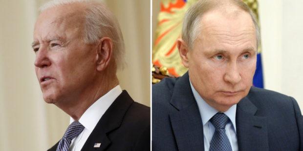 Байден раскрыл первую тему встречи с Путиным
