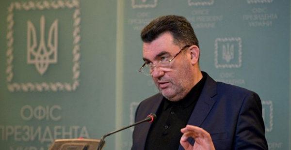 Данилов заявил о планах создания на Украине кибервойск