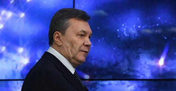 Россия отказалась выдавать Януковича Украине — Венедиктова